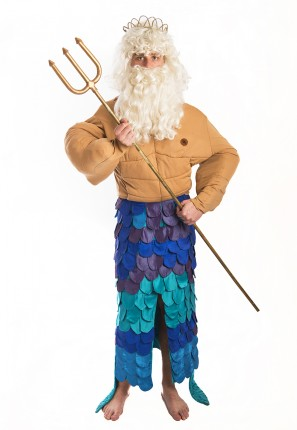 Disney Merman Costume