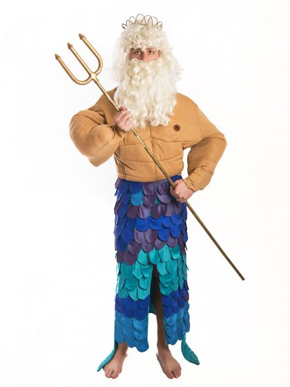 Disney Merman Costume