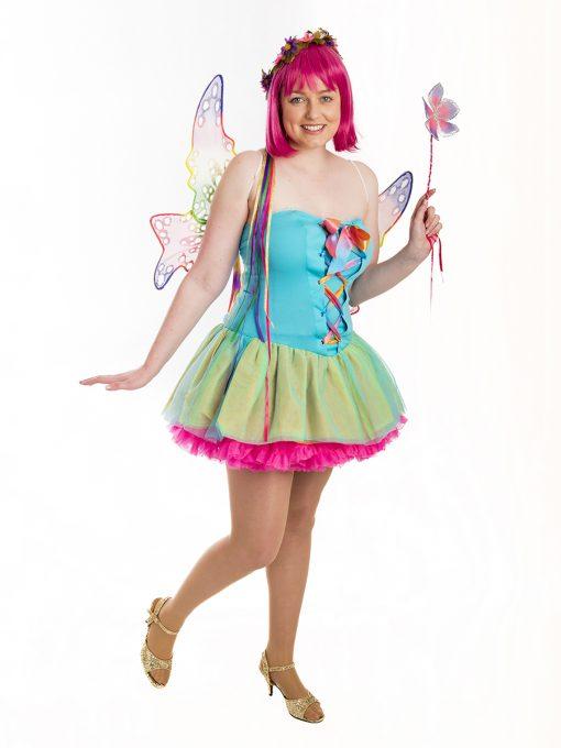 Rainbow Pixie Costume