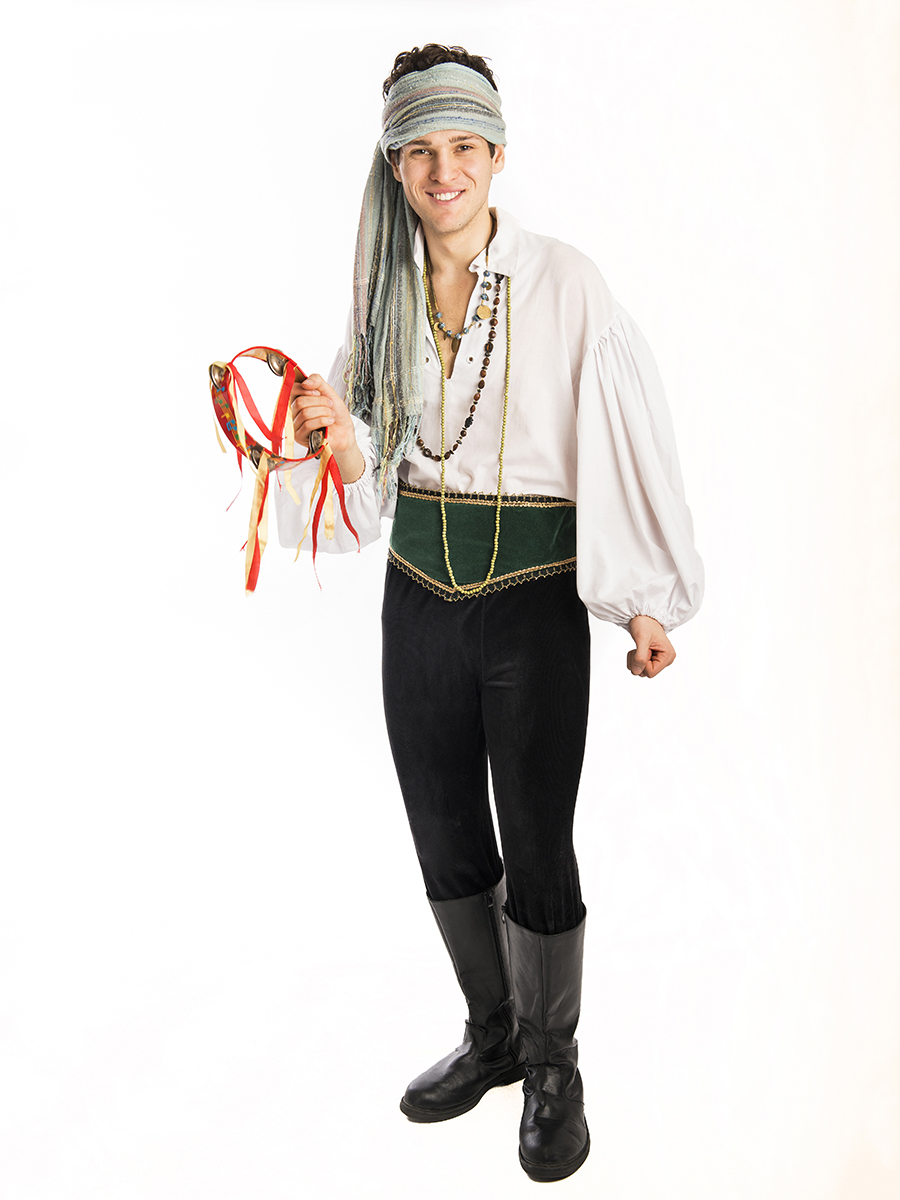 Circus Gypsies Male Costume  sc 1 st  Creative Costumes & Travelling Gypsy Mens Costume -Creative Costumes