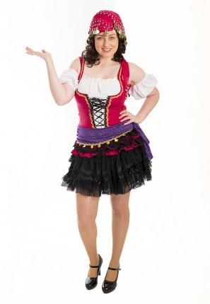 Esmerelda Gypsy Girl