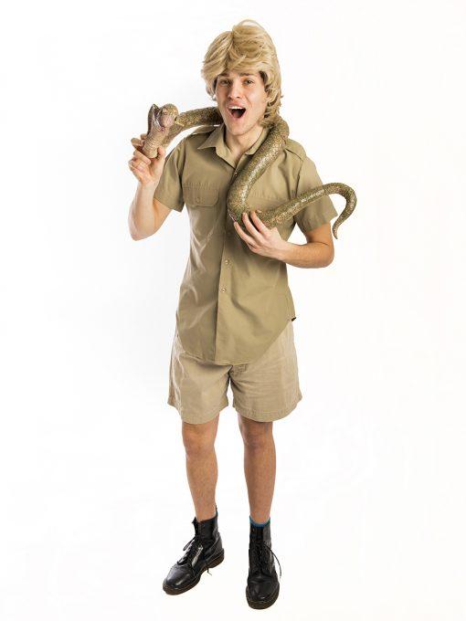 Steve Irwin Costume