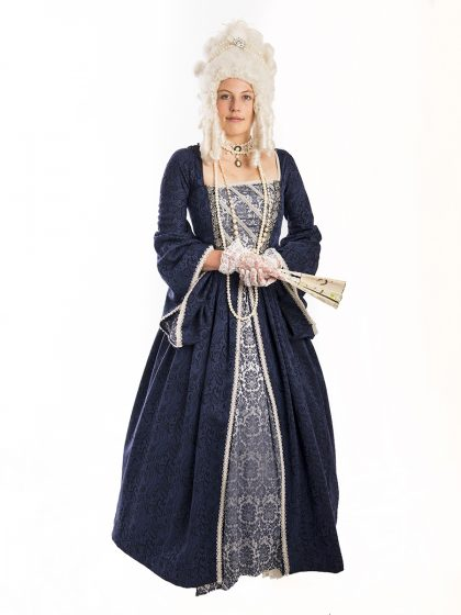 Marie Antoinette Ladies Costume