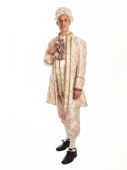 French Historical Costume