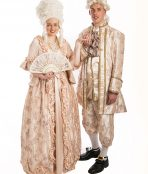 Marie Antoinette and King Louis