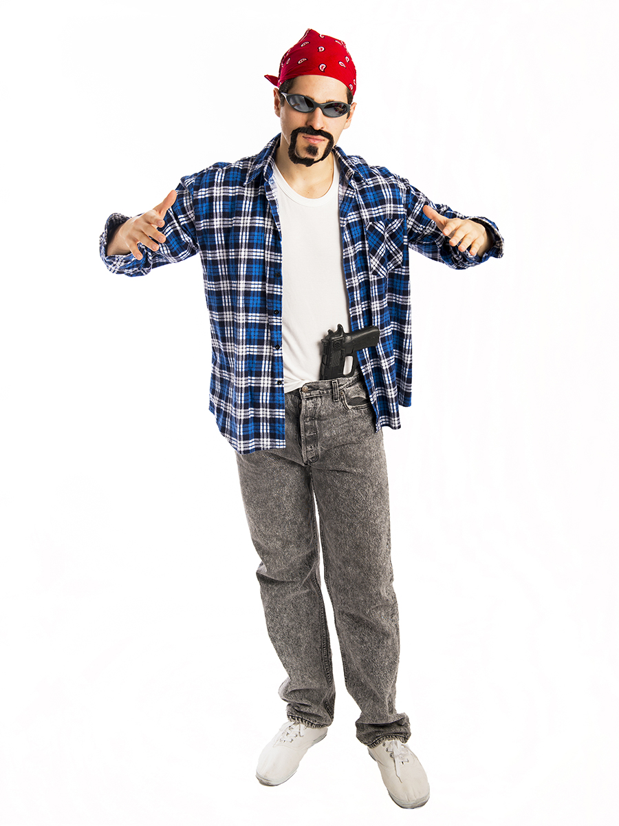 Mexican Gangsta costume  sc 1 st  Creative Costumes & Mexican Gangsta Costume -Creative Costumes