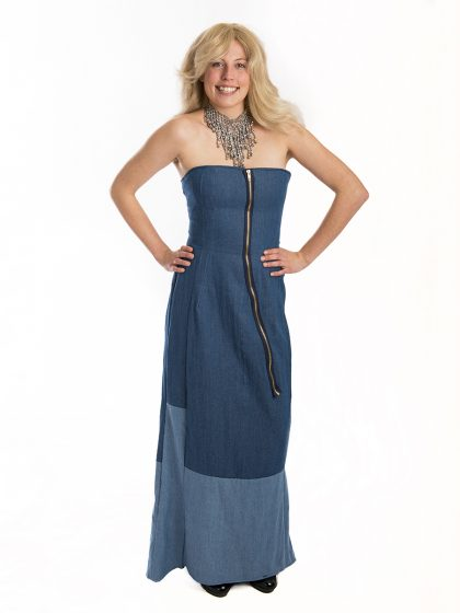 Britney Denim Dress