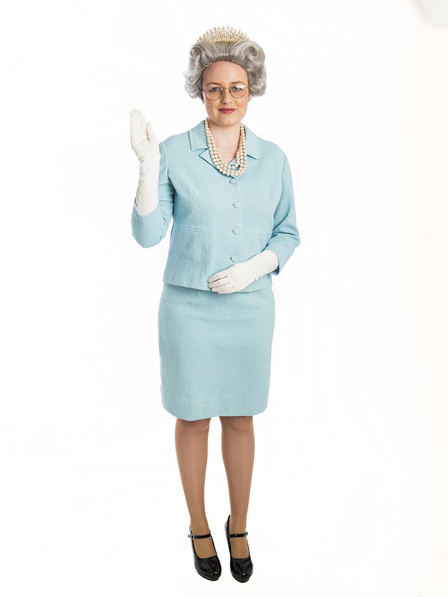 Queen Elizabeth Costume -Creative Costumes