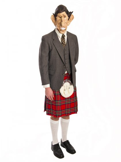 British Royal Family Costume