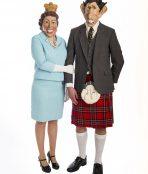 Royal Couple Costume