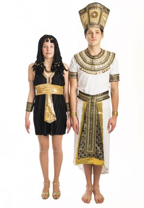 Egyptian Royals Costume