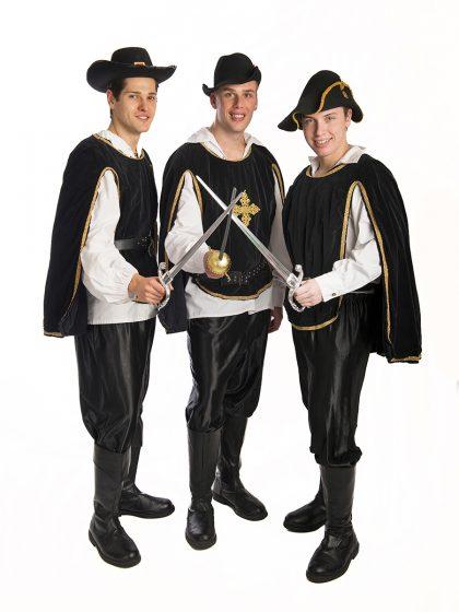 Historical French Royal Guard