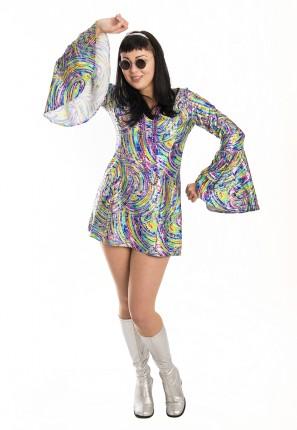 1970's Disco Psychadelic Costume