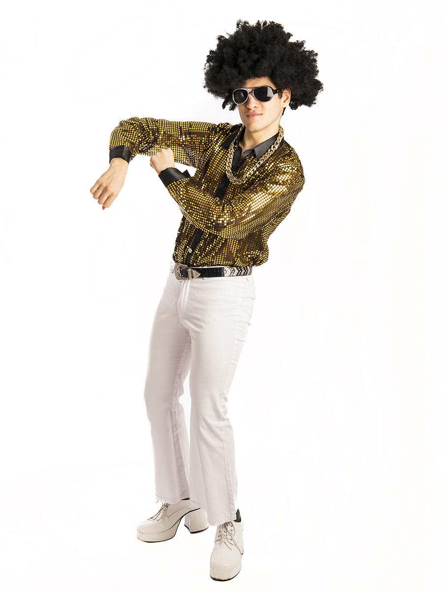 ebb770638 Disco Stu Mens Costume -Creative Costumes