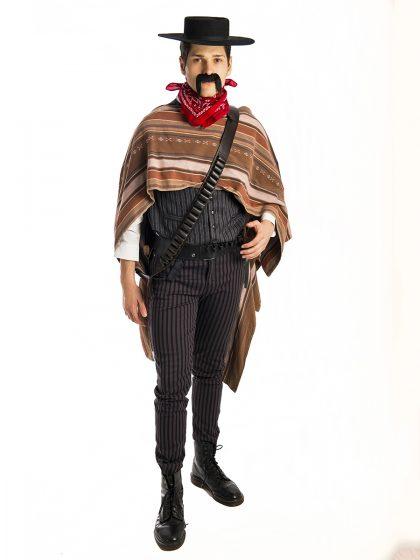 Mexico Poncho Costume