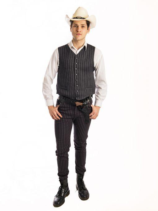 Wild West Saloon Man