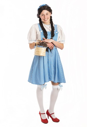 Wizard of Oz Dorothy Costume