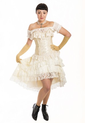 Victorian Fashion Costume