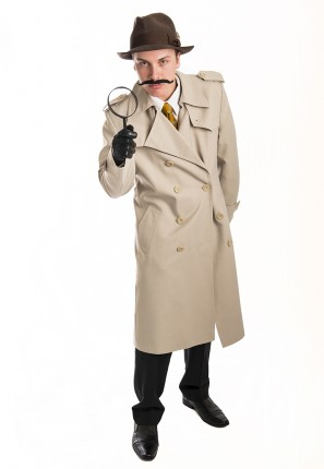 Detective private Investigator Costume