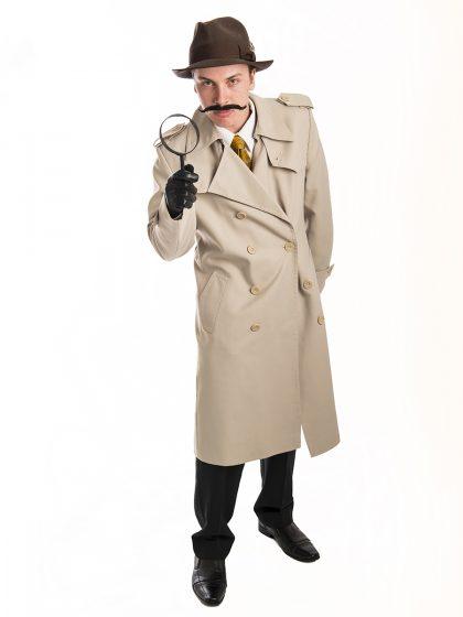 Detective private Investigator Costume