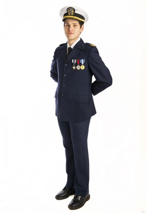 Military Uniform Ship Captain