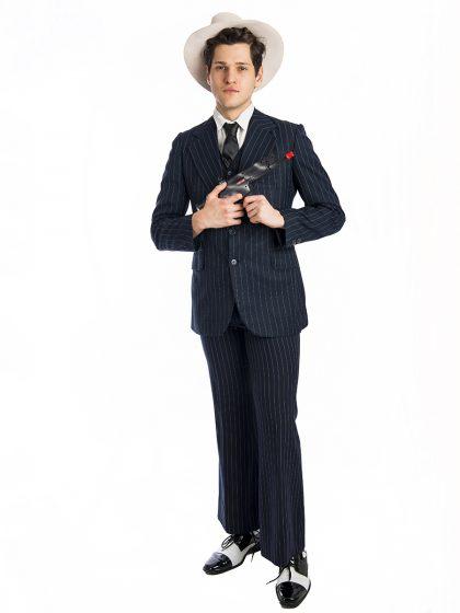 1920s male costume