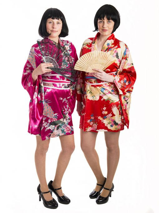 Chinese couple costumes