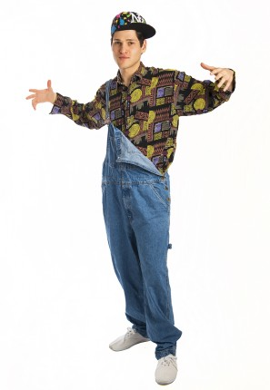 1990s Hip Hop Fashion
