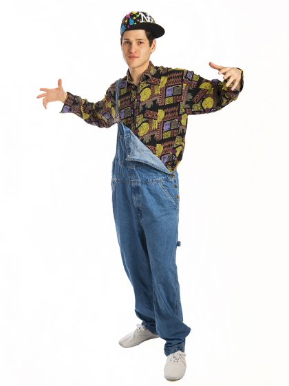 1990s Hip Hop Fashion