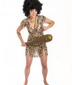 Leopard cavewoman