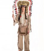 American Indian Chief International costume