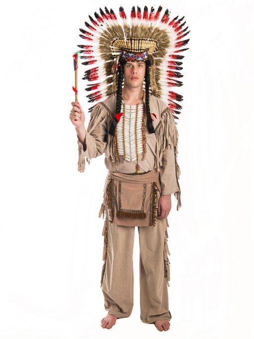 American Indian Chief International costume