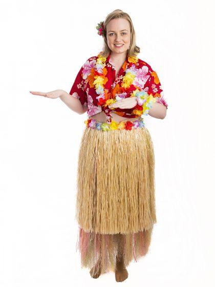 Hawaiian Luau Girl Costume
