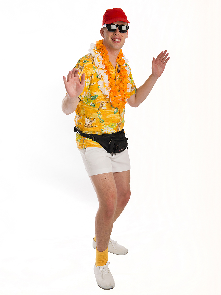 Tacky Tourist Costume -Creative Costumes