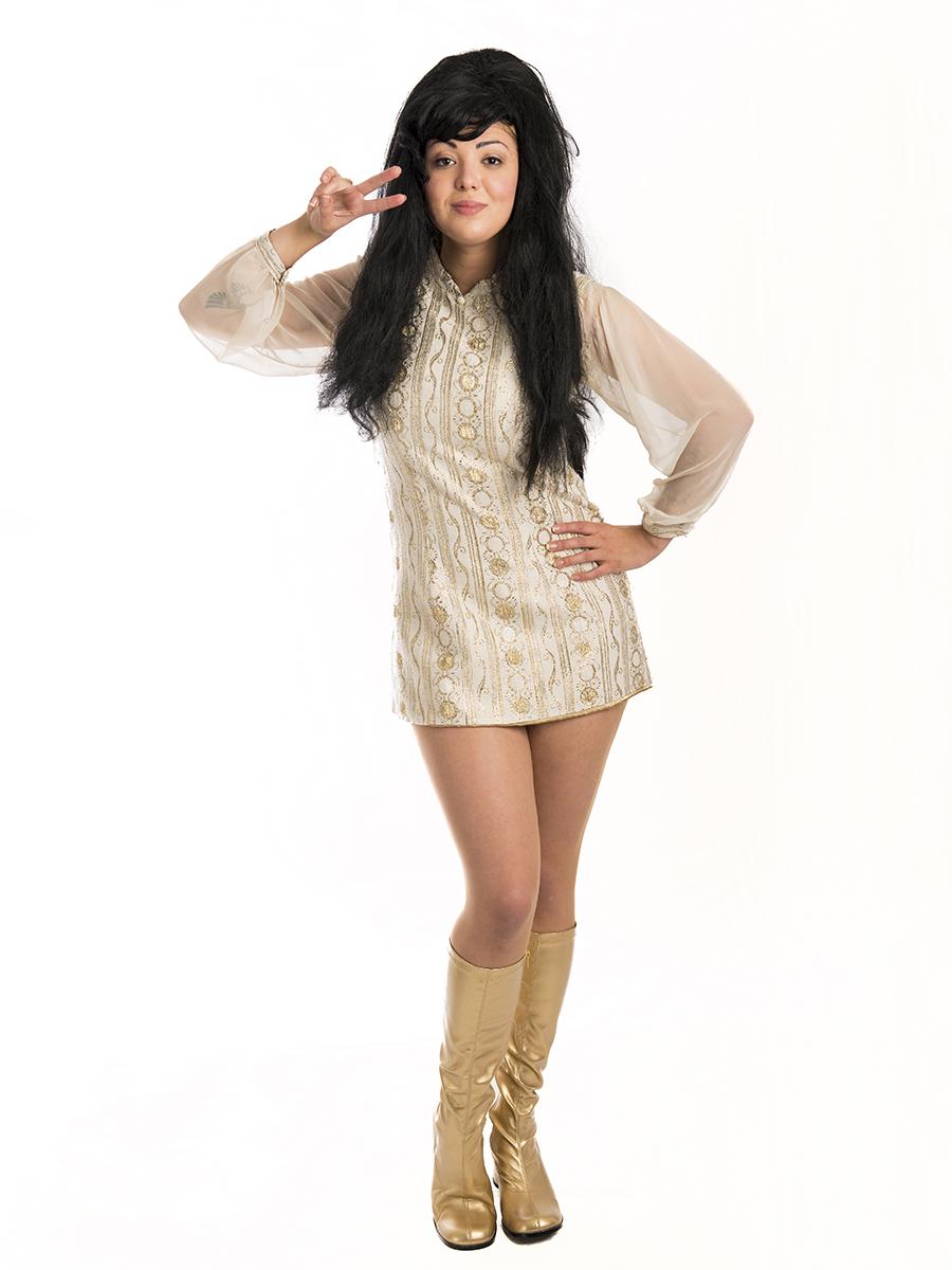 Gogo Girl Costume Creative Costumes 60s Dancer 60