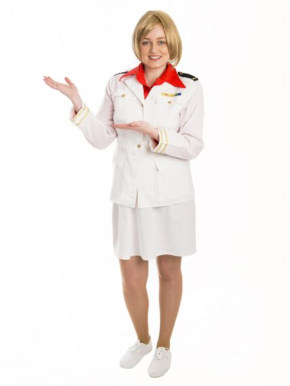 Love Boat Cruise Ship Uniform