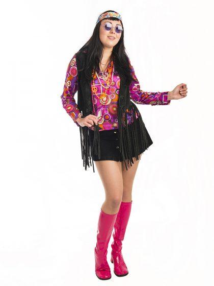 female 60s costume