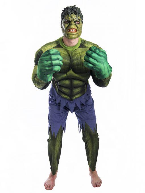 Bruce Banner Hulk Costume