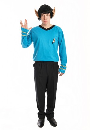Star Trek costume