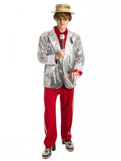 Pop Satr costume
