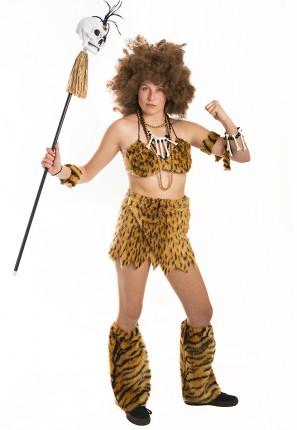 African female costume