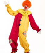 Male Clown costume