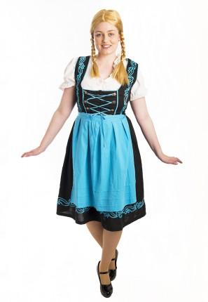 German Dirndl costume