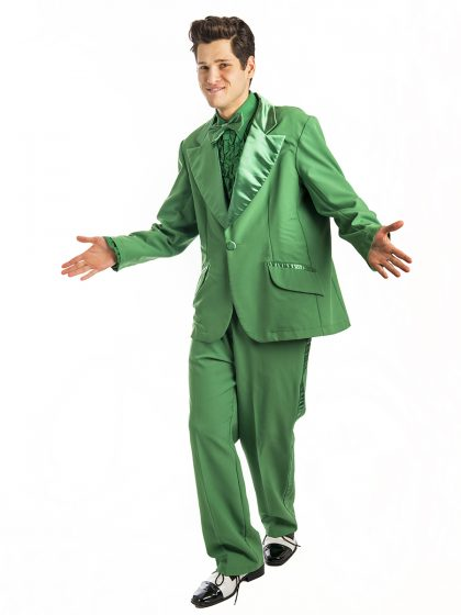 Male Colored suit