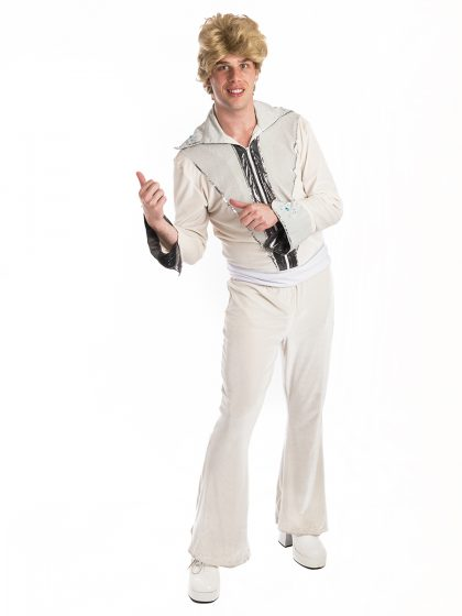 Male jumpsuit costume