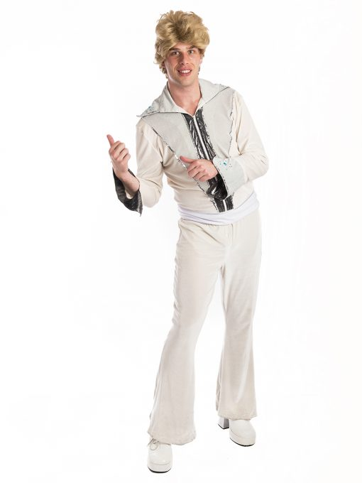 Male jumpsuit costume