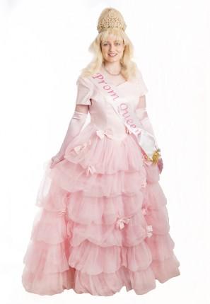 80s Prom queen costume