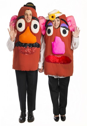 Mrs Potatoe costume