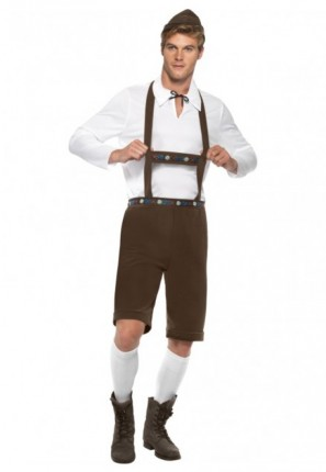 Lederhosen Male costume