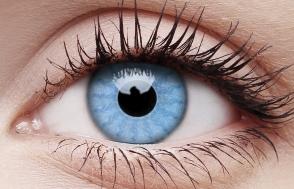 Contact Lens Blue